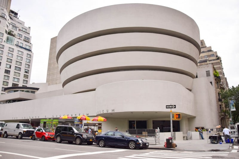 Guggenheim, New York - Global Storybook