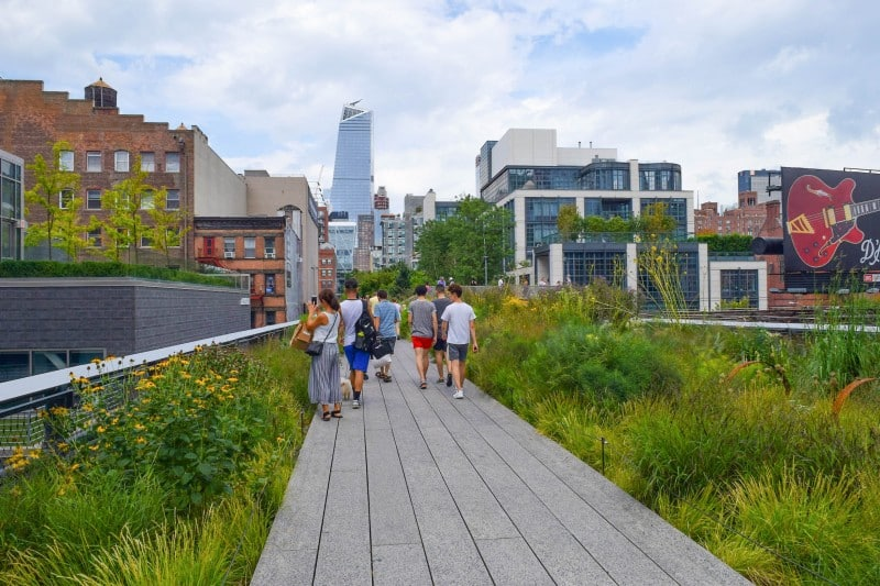 High Line, New York - Global Storybook