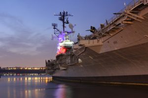 Intrepid Sea, Air and Space Museum, New York - Global Storybook