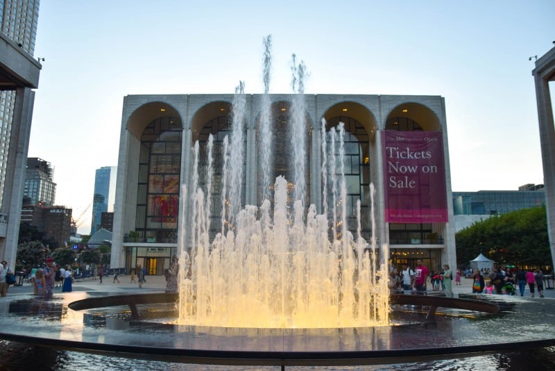 Lincoln Center, New York - Global Storybook