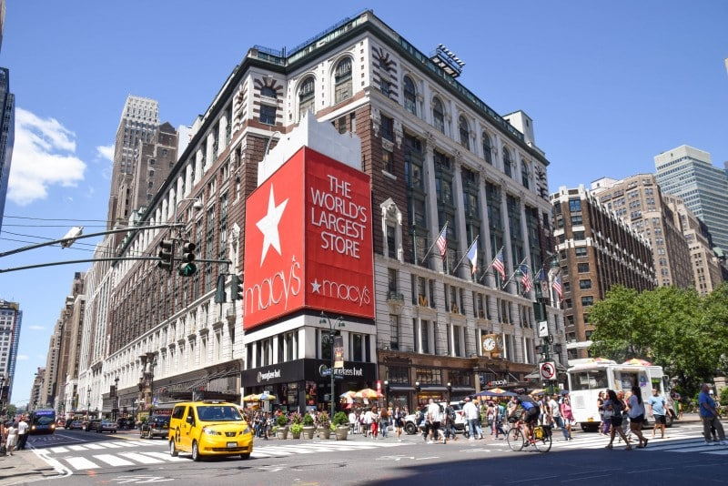 Macy's, New York City - Global Storybook