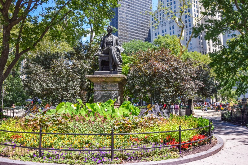 Madison Square Park, New York City - Global Storybook