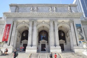 New York Public Library Main Branch, New York - Global Storybook