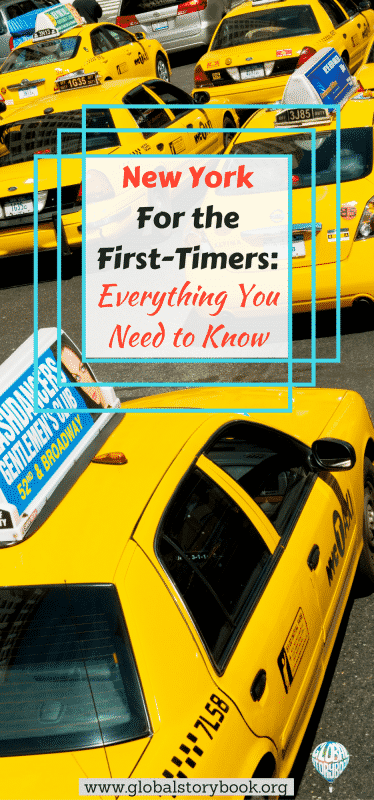New York For the First-Timers_ Everything You Need to Know - Global Storybook