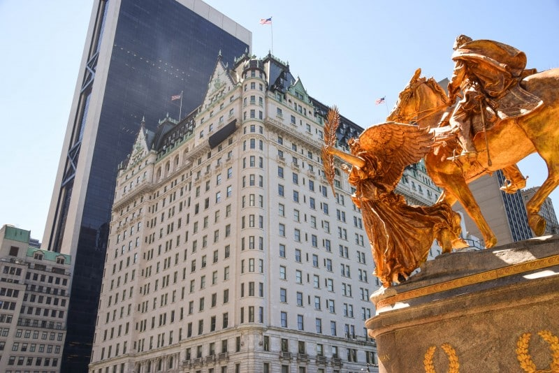 Plaza Hotel, New York - Global Storybook