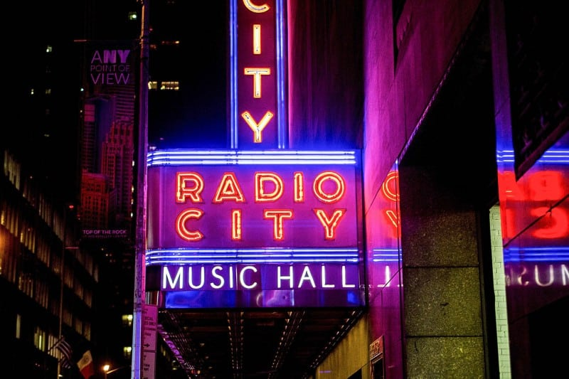Radio City Music Hall, New York City - Global Storybook