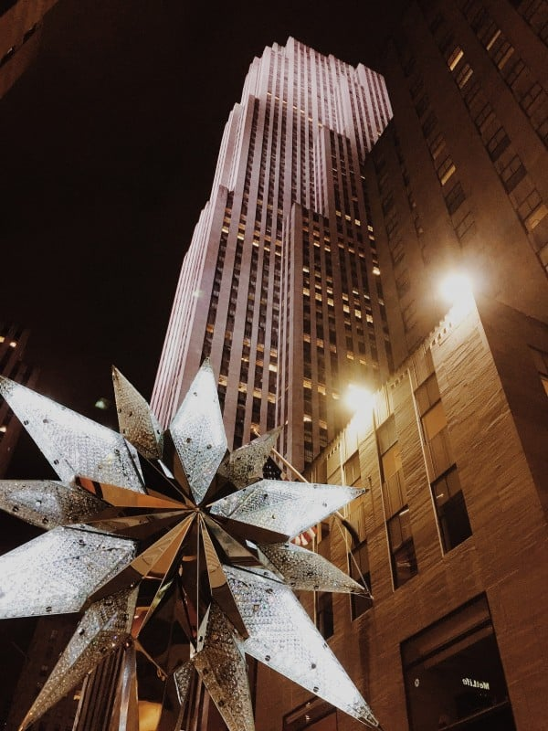 Rockefeller Center, New York City - Global Storybook