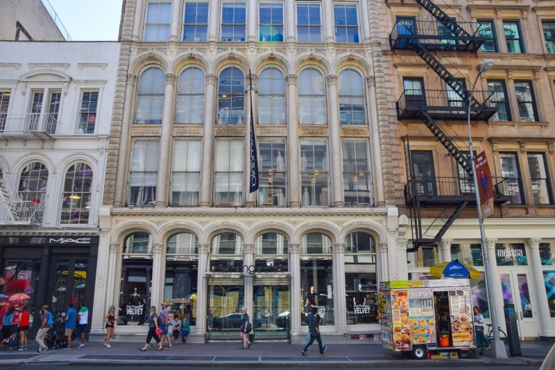 SoHo, New York - Global Storybook