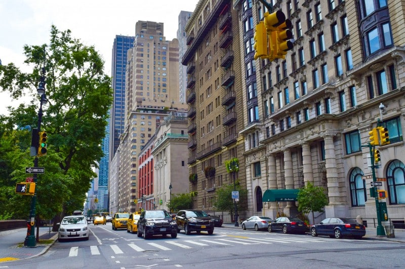 Upper West Side, New York - Global Storybook