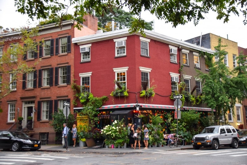 Greenwich Village, New York - Global Storybook