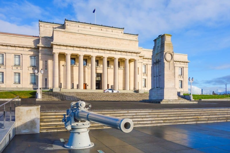 Auckland War Memorial Museum, Auckland - Global Storybook