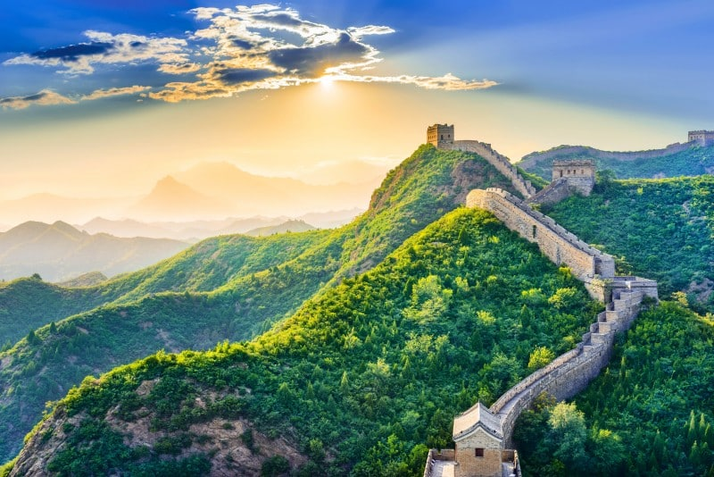 Beijing Great Wall, China - Global Storybook