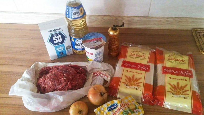 Burek - Bosnian Ground Beef Meat Pie - Global Storybook