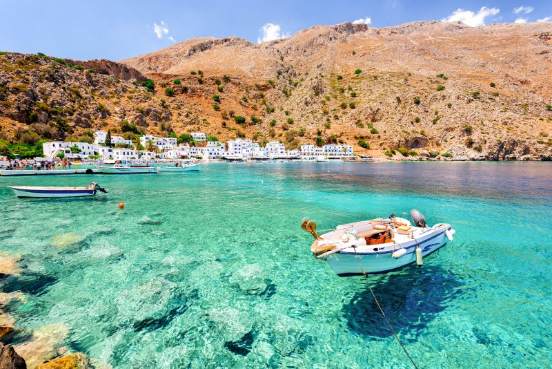 Crete, Greece - Global Storybook