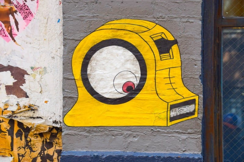 Street art of Lower East Side, New York City - Global Storybook