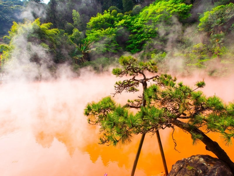 Hells of Beppu, Japan - Global Storybook