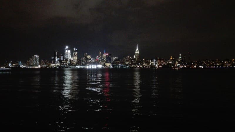 New York Skyline from Hoboken