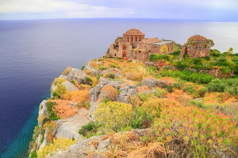 Monemvasia, Greece - Global Storybook
