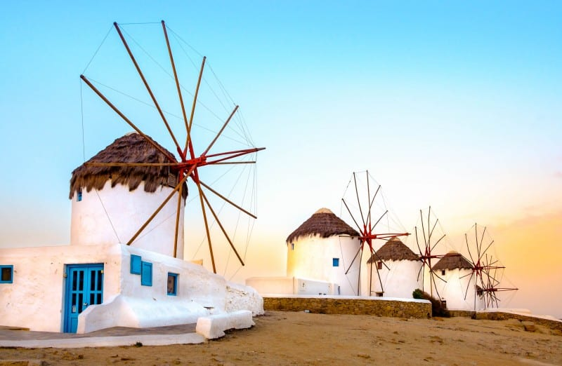 Mykonos, Greece - Global Storybook