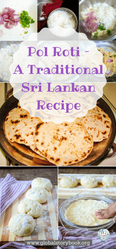 Pol Roti – A Traditional Sri Lankan Recipe - Global Storybook