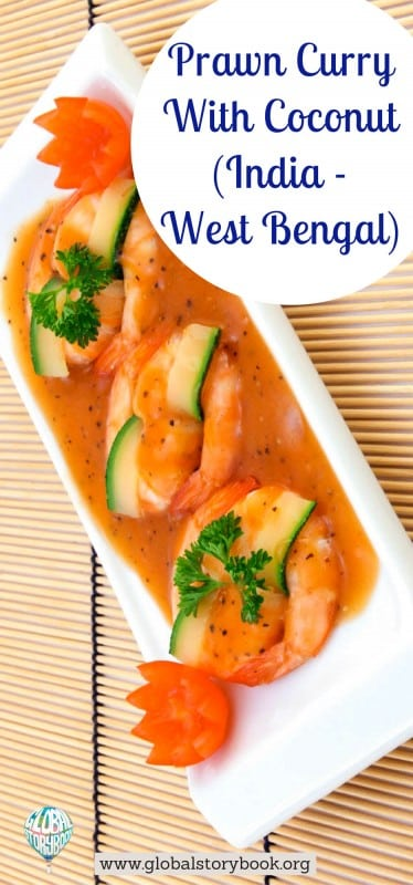Prawn Curry With Coconut (India, West Bengal) - Global Storybook