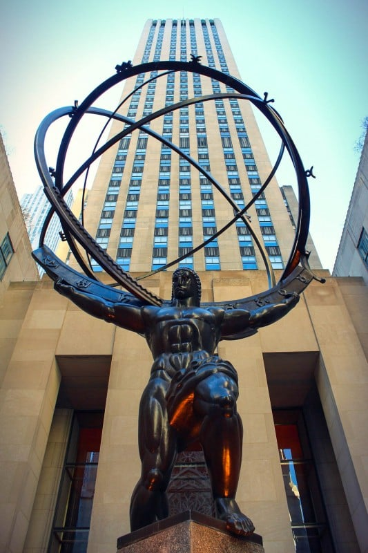 30 Rock Building, New York City - Global Storybook