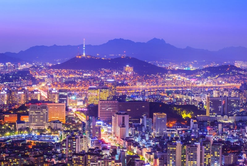 Seoul, Korea - Global Storybook