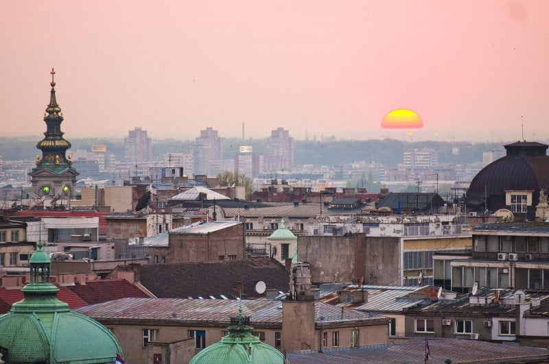 Belgrade, Serbia - Global Storybook