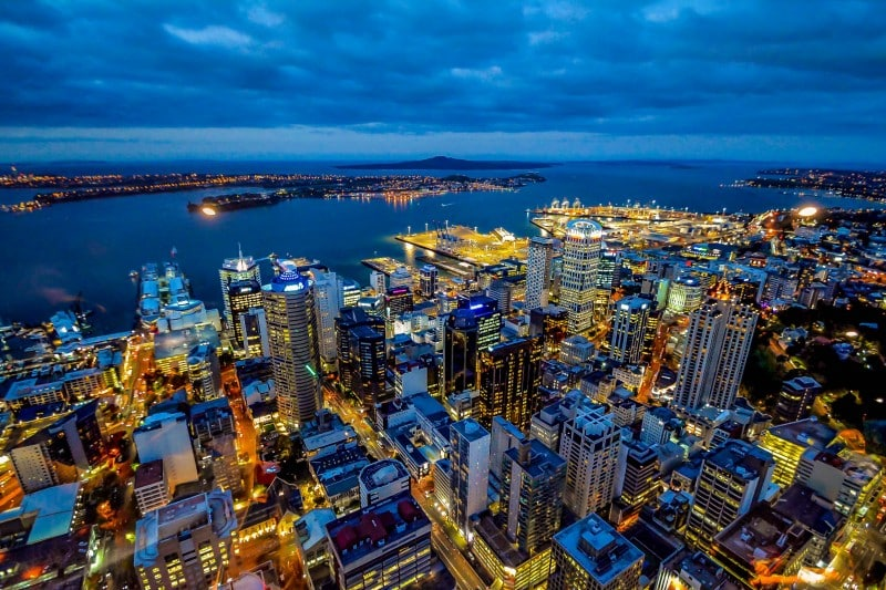 Sky Tower, Auckland - Global Storybook
