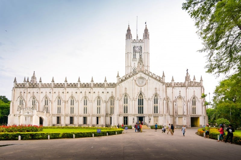 St. Paul's Cathedral, Kolkata, India - Global Storybook