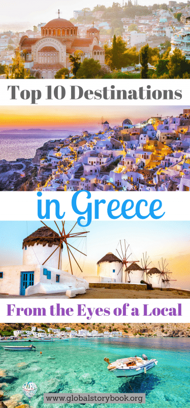 Top 10 Destinations in Greece - Global Storybook