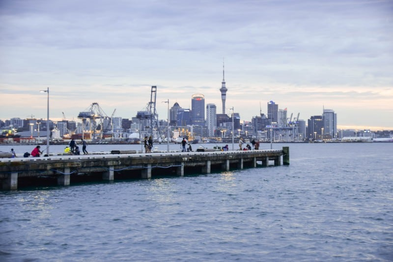 Waitemata Harbor, Auckland - Global Storybook