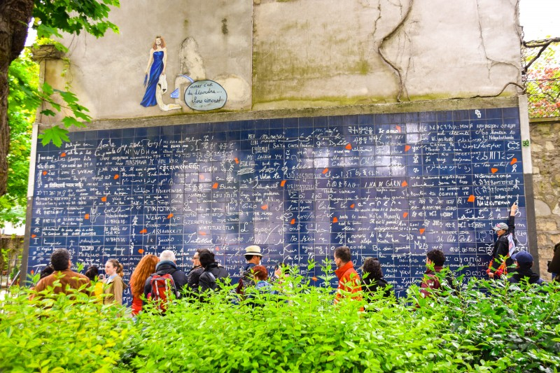 Wall of Love, Paris - Global Storybook