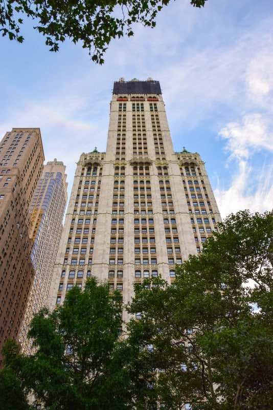Woolworth Building, New York City - Global Storybook