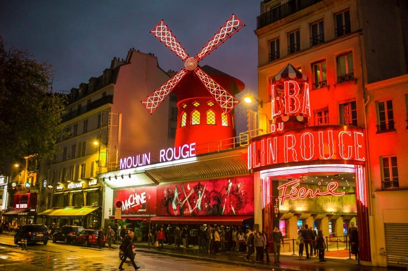Moulin Rouge, Paris - Global Storybook