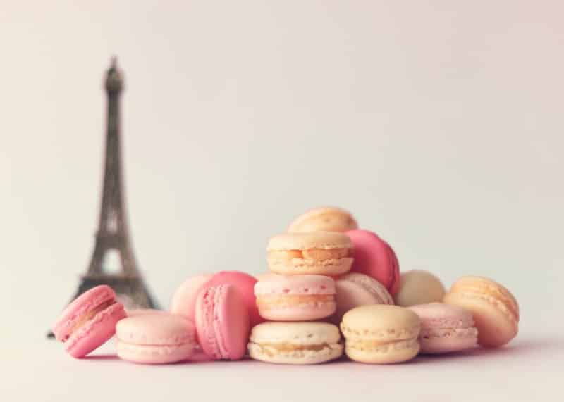 macarons, Paris - Global Storybook