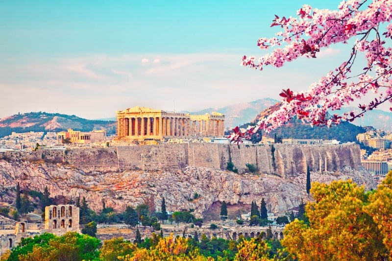 Acropolis, Athens, Greece - Global Storybook