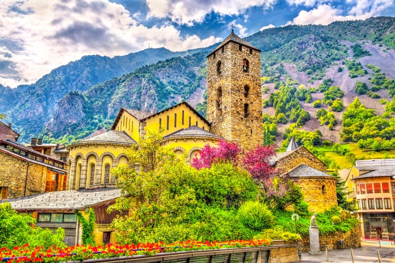 The 7 Smallest Countries to Visit in Europe - Andorra - Global Storybook