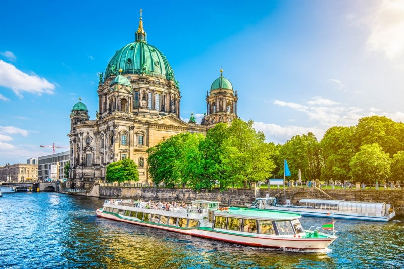 Berlin Cathedral Berlin, Germany - Global Storybook