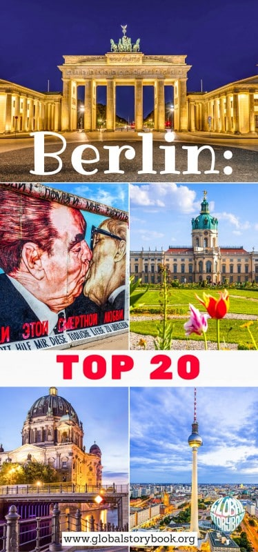 Berlin: The Top 20 Attractions - Global Storybook
