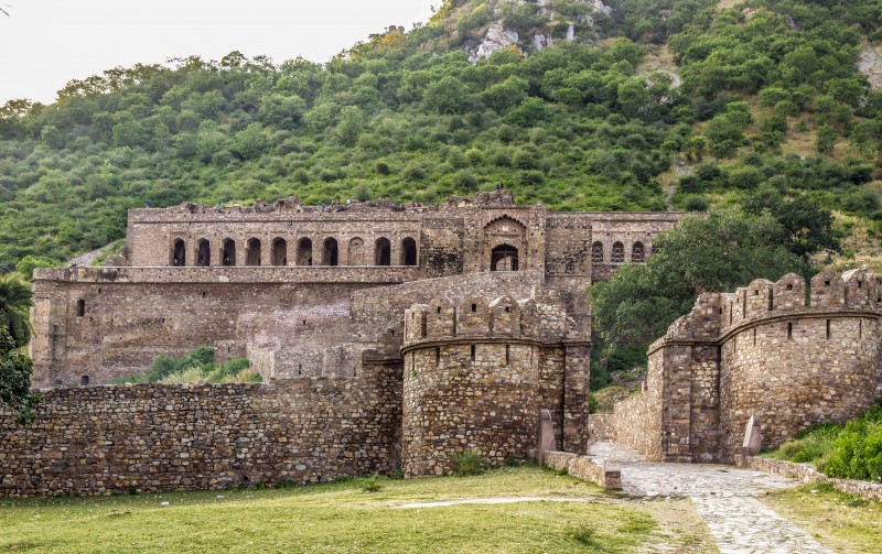 Bhangarh Fort, Rajasthan, India - Global Storybook