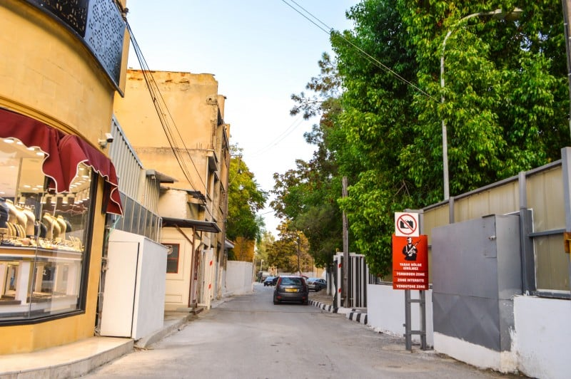 Buffer Zone, Nicosia, Cyprus - Global Storybook