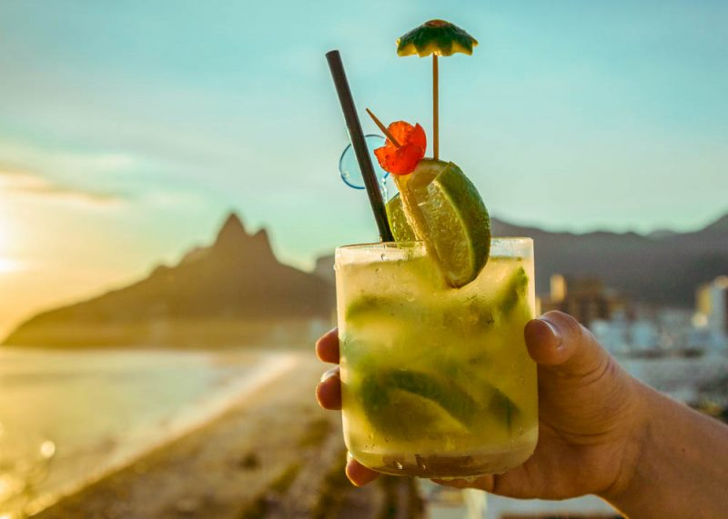Caipirinha recipe, Brazil - Global Storybook
