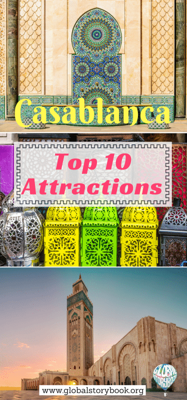 Casablanca: The Top 10 Attractions - Global Storybook