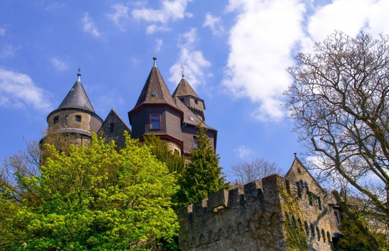 Castle Braunfels, Germany - Global Storybook