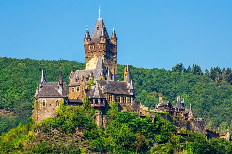 Castle Cochem, Germany - Global Storybook