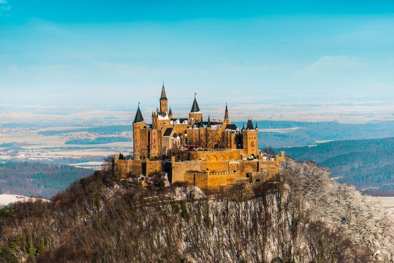 Castle Hohenzollern, Germany - Global Storybook