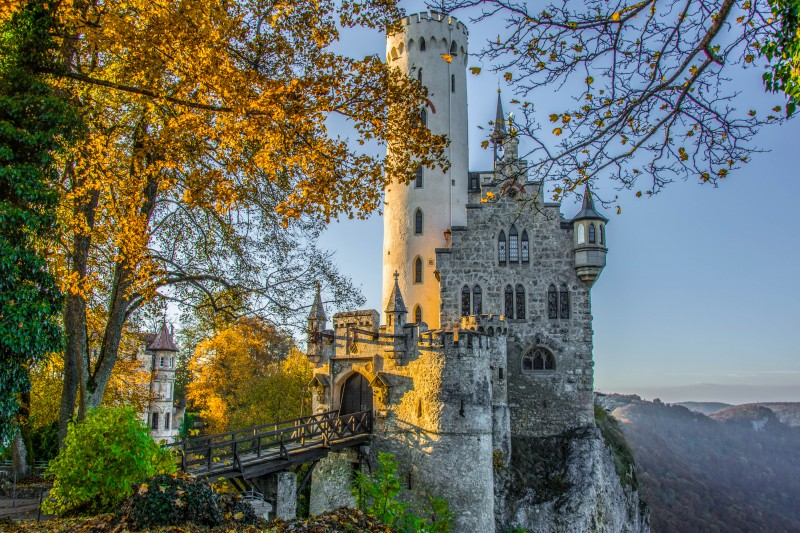 Castle Lichtenstein, Germany - Global Storybook