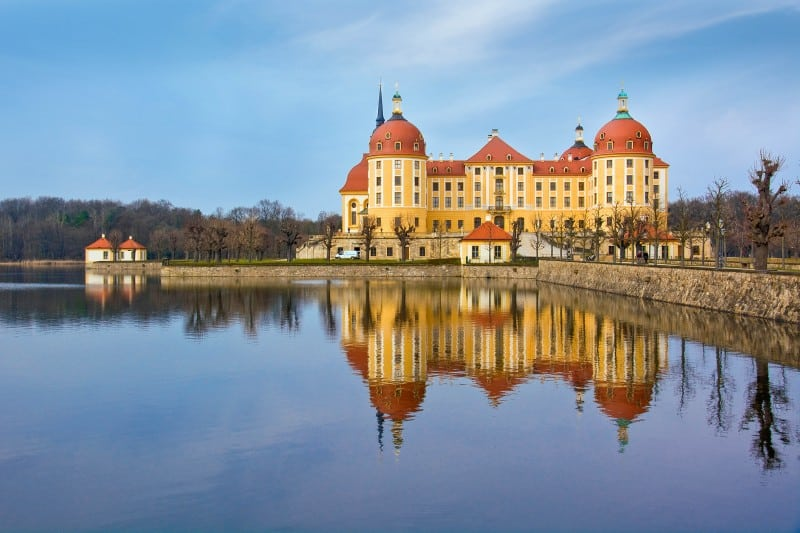 Castle Moritzburg, Germany - Global Storybook