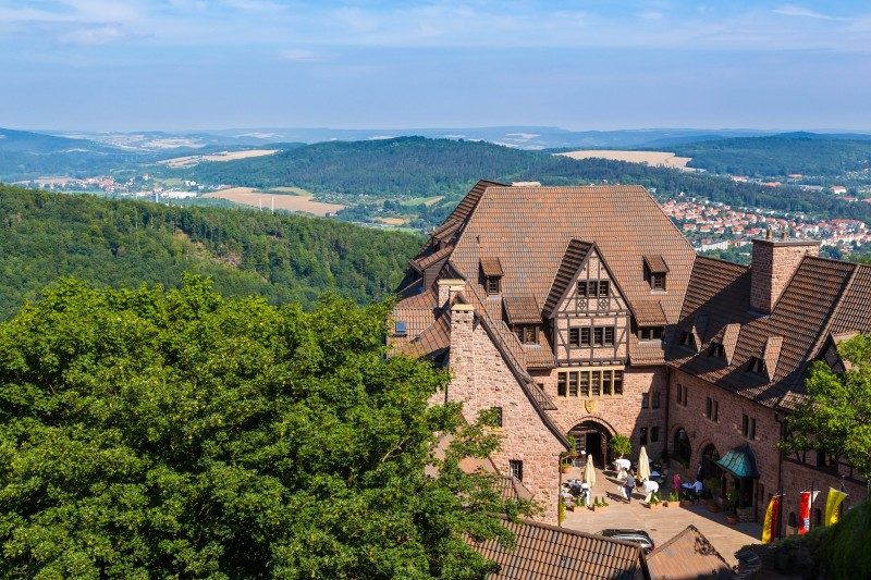 Castle Wartburg, Germany - Global Storybook